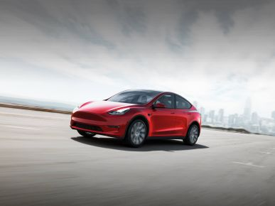 Moto trendy: Tesla model Y