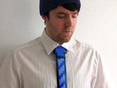 Krawat z Nintendo