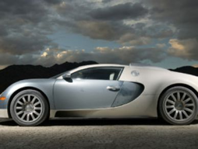 Bugatti Veyron - prawdopodobnie najszybsze auto świata