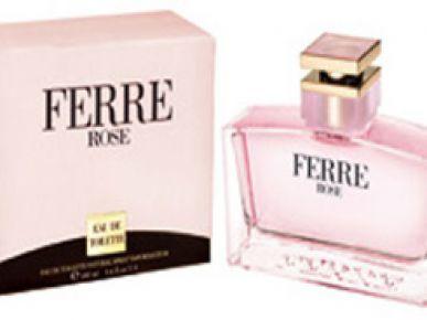 FERRE ROSE - zmysłowy zapach dla kobiet