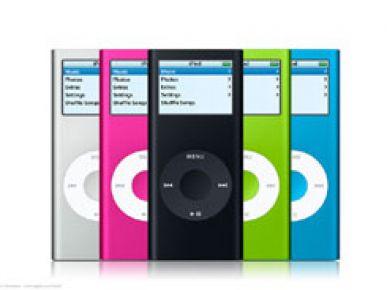 iPod - skup zniszczonych modeli przez Internet