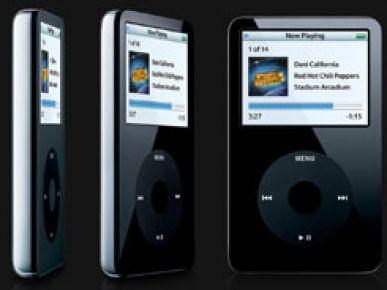 Całkiem nowy iPod WiFi