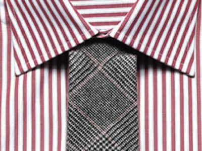 Dobre krawaty i koszule w modzie!