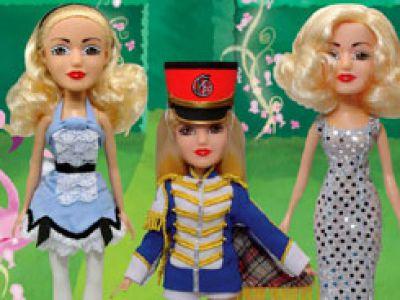 Zabaw się z Gwen Stefani.