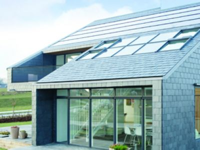 Ekologiczny dom przyszłości