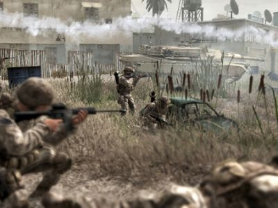 Multiplayer Call of Duty: Modern Warfare 2