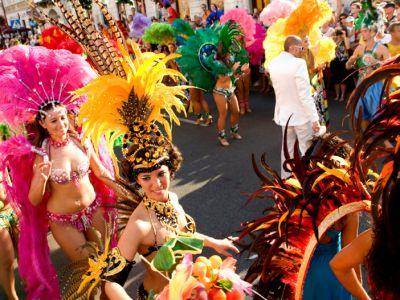 Festiwal kultury brazylijskiej Bom dia Brasil