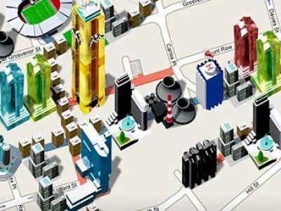 Monopol na Google Maps