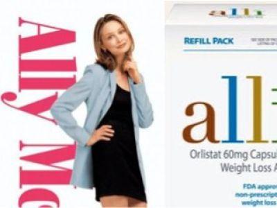 Ally McBeal zażywała Alli?!