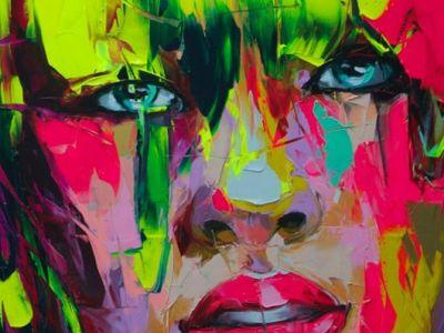 Francoise Nielly- koniec z nudną sztuką!
