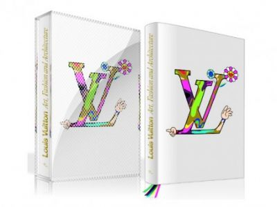 Louis Vuitton Art, Fashion and Architecture Book