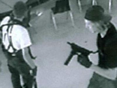 Masakra w Columbian High School