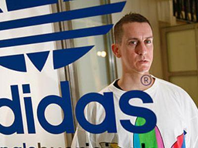 Jeremy Scott dla Adidas