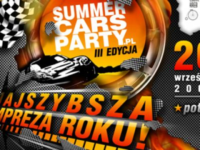 Konkurs Summer Cars Party