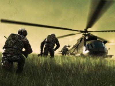 Operation Flashpoint: Dragon Rising ozłocone