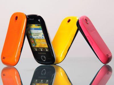 Telefon dla trendy ludzi