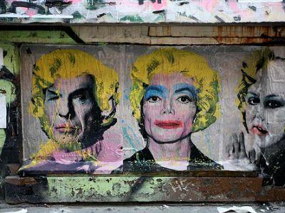Mr. Brainwash kontra Banksy