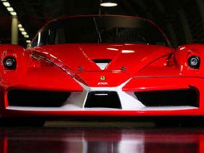 Kultowe samochody. Ferrari FXX Evoluzione