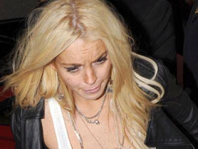 Co się dzieje z twarzą Lindsay Lohan?