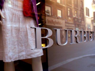 Sposób na kryzys Burberry? Portal