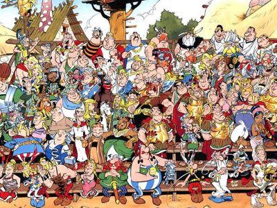 Asterix i Obelix mają już 50 lat!