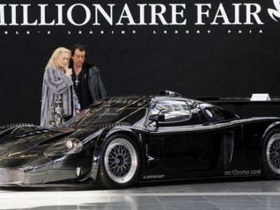 Targi milionerów- Rosja