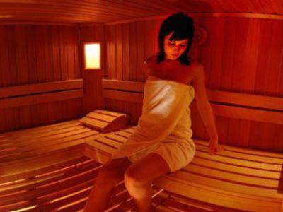 Siła z sauny