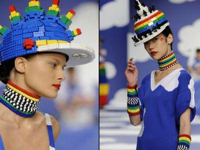 Lego- najpopularniejszy trend roku 2010!