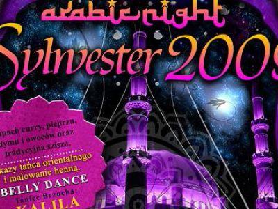 Sylwester Arabic Night