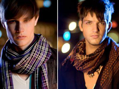 Moda na szaliki