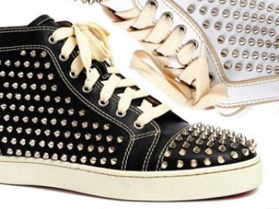 Sportowe buty od Christian  Louboutin