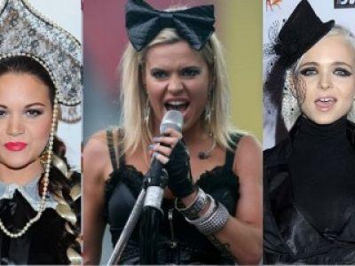 Trzy polskie Lady Gagi