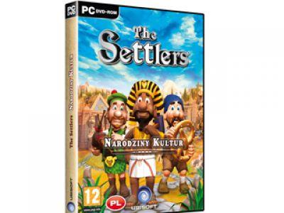 Gra The Settlers: Narodziny Kultur już w sklepach