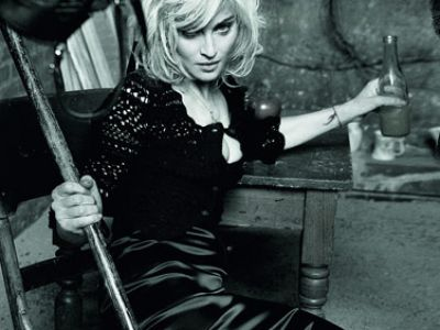 Madonna dla Dolce&Gabbana