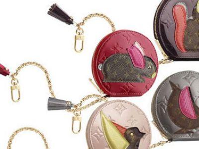 Nowa kolekcja Louis Vuitton- Animania