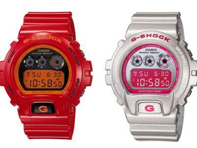 Nowe zegarki Baby G-Shock