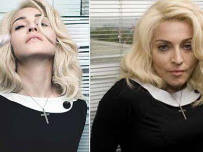 Madonna wygląda tragicznie!