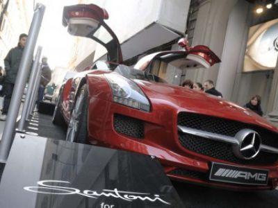 Kup Mercedesa z butami!