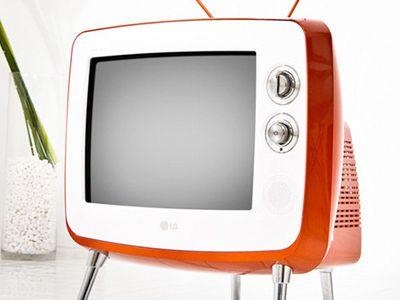 Retro telewizory