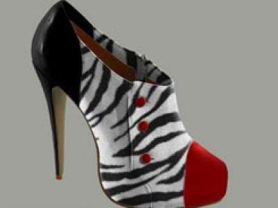 Zaprojektuj swoje własne buty i torebkę!