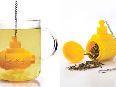 Zaparz na herbatę łodzią podwodną!