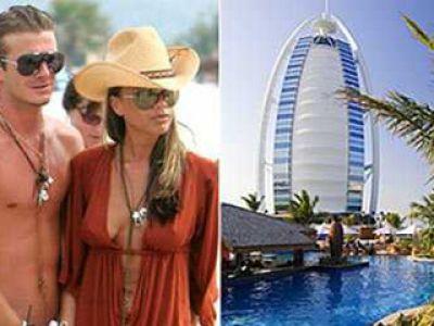 Vicotria Beckham zaprojektuje hotel?!
