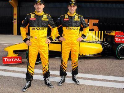 F1 - Kolejne prezentacje