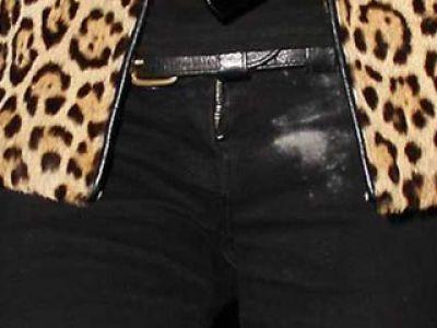 Czyje to spodnie w kokainie?