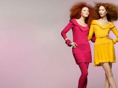 Kolorowe H&M