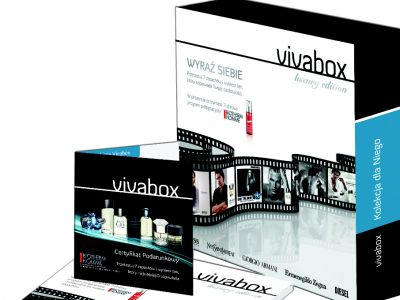 Nowa kolekcja VIVABOX PERFUMY