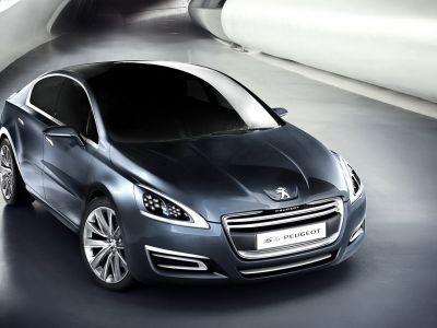 """""""Piątka"""" od Peugeota"""