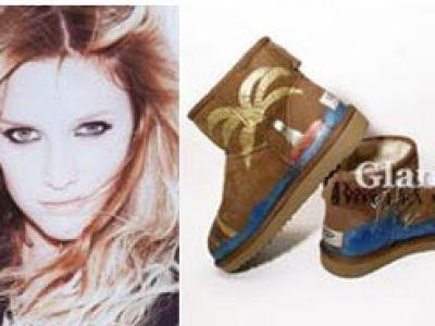 Trendy i celebrities. Gwiazdy projektują buty na aukcję