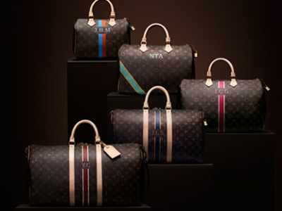 Zaprojektuj własną torbę Louis Vuitton!