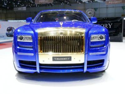 Nie, nie, nie. Rolls-Royce?